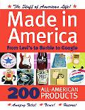 Made in America From Levi's To Barbie To Google