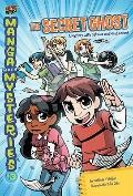 The Secret Ghost: A Mystery With Distance and Measurement (Manga Math Mysteries)