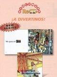 A Divertinos (Benchmark Rebus a Divertirnos!) (Spanish Edition)