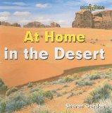 At Home In the Desert (Bookworms at Home)