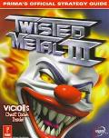 Twisted Metal 3: Prima's Official Strategy Guide - Michael Patrick Brown - Paperback