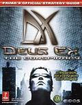 Deus Ex The Conspiracy  Prima's Official Strategy Guide
