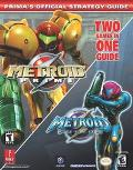 Metroid Prime/Metroid Fusion Prima's Official Strategy Guide