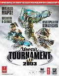 Unreal Tournament 2003 Prima's Official Strategy Guide