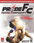 Pride Fc Fighting Championships Every Move and Combo!