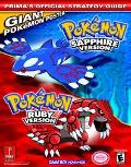 Pokemon Ruby & Sapphire Prima's Official Strategy Guide