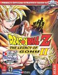 Dragon Ball Z The Legacy of Goku II