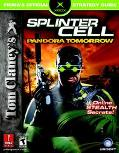 Tom Clancy's Splinter Cell Pandora Tomorrow Prima's Official Strategy Guide