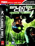 Tom Clancy's Splinter Cell Chaos Theory Prima Official Game Guide