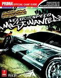 Need For Speed, Most Wanted Prima Official Game Guide
