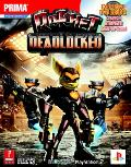 Ratchet Deadlocked  Prima Official Game Guide