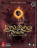 Lord of the Rings Online:Shadows of Angmar Prima Official Game Guide