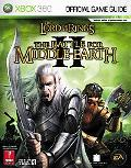 Lord of the Rings, Battle for Middle-Earth II Xbox 360 Prima Official Game Guide