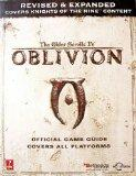 Elder Scrolls Iv:Oblivion Revised & Expanded (Xbox360,pc) (Best Buy Console) Prima Official Game Guide