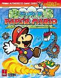 Super Paper Mario Prima Official Game Guide