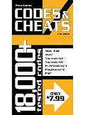 Codes & Cheats Fall 2009: Prima Official Game Guide