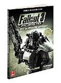 Fallout 3 Game Add-On Pack - The Pitt and Operation: Anchorage: Prima Official Game Guide