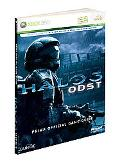 Halo 3 ODST: Prima Official Game Guide (Prima Official Game Guides)