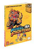 Fossil Fighters: Prima Official Game Guide