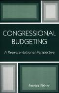 Congressional Budgeting A Representational Perspective