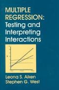 Multiple Regression Testing and Interpreting Interactions
