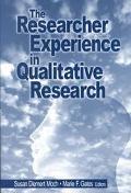 Researcher Experience in Qualitative Research