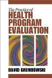 Practice of Health Program Evaluation