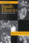 Family Ethnicity Strength in Diversity