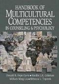 Handbook of Multicultural Competencies