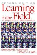 Learning in the Field An Introduction to Qualitative Research