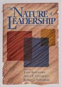 Nature of Leadership