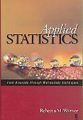 Intermediate Applied Statistics