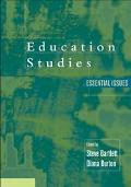 Education Studies Essential Issues