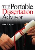 Portable Dissertation Advisor Advice for Non-Traditional Graduate Students
