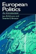 European Politics An Introduction