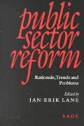 Public Sector Reform Rationale, Trends and Problems