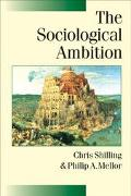Sociological Ambition Elementary Forms of Social and Moral Life