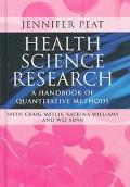 Health Science Research A Handbook of Practical Methods