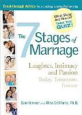 7 Stages of Marriage Laughter, Intimacy, Passion Today, Tomorrow, And Forever