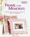 Frame Your Memories