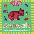 Animals Lift-A-Flap Fun