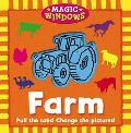 Magic Windows Farm - Holly Mann - Paperback