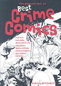 The Mammoth Book of Crime Comics
