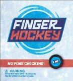 Finger Hockey: No Poke Checking!