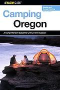 Falcon Guide Camping Oregon
