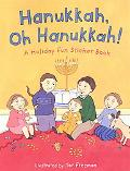 Hanukkah, Oh Hanukkah! A Holiday Fun Sticker Book