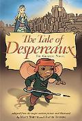 Tale of Despereaux Movie Tie-In Graphic Novel