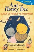Ant and Honey Bee : A Pair of Friends at Halloween