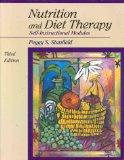 Nutrition and Diet Therapy: Self-Instructional Modules