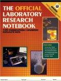 Official Laboratory Research Notebook 100 Consecutively Numbered Duplicate Sets
